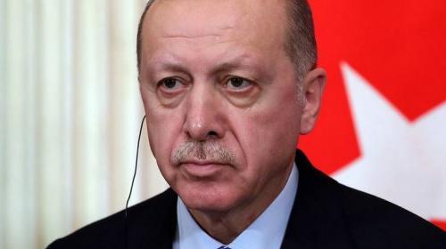 ForPost - Эрдоган поручил МИД Турции объявить послов 10 стран персонами нон грата
