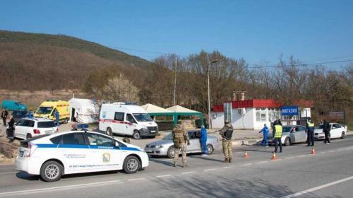 ForPost - Для выезда из Севастополя горожанам потребуются «ковидные» документы