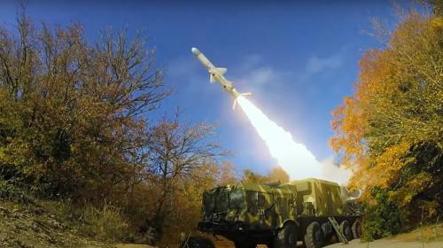 ForPost - «Бал» и «Утес» выполнили впечатляющие стрельбы под Севастополем (Видео)