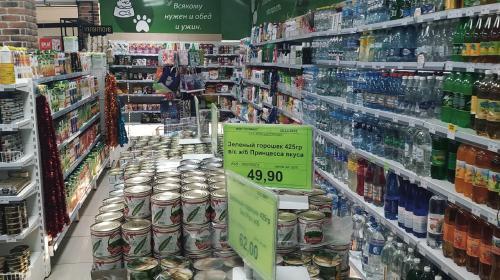 ForPost- Севастопольский супермаркет за день трижды пытались обчистить