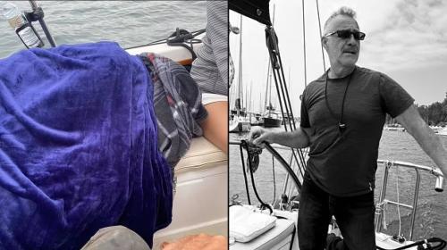 ForPost- Благодаря дельфинам мужчина спас женщину от неминуемой смерти
