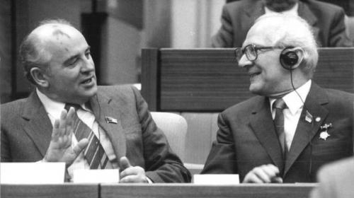 ForPost - Михаил Горбачёв специально для ForPost: Объединение Германии — не предательство СССР