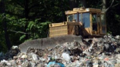 ForPost - В Первомайской балке появится завод по переработке мусора?