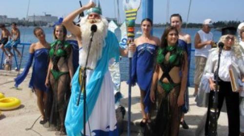 ForPost - День рыбака в Севастополе