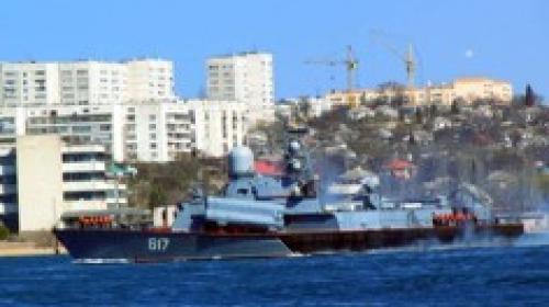 ForPost - Корабли Черноморского флота пытались взорвать в Севастополе