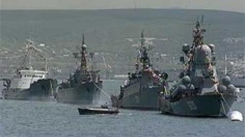 ForPost - Севастопольцы караулят корабли Черноморского флота