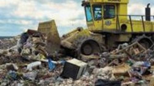 ForPost - В Севастополе вновь горит городская свалка