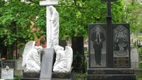 ForPost - Вход на кладбища Киева станет платным
