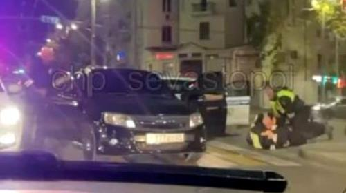 ForPost - Нетрезвый уроженец Кавказа нарушил сразу все ПДД и заставил гоняться за собой полицию Севастополя