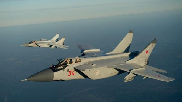 ForPost - За неделю 12 иностранных самолетов и три корабля вели разведку у границ РФ