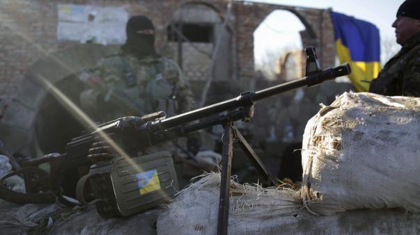 ForPost - ВСУ обстреляли автомобиль с мирным жителем в пригороде Луганска – Народная милиция