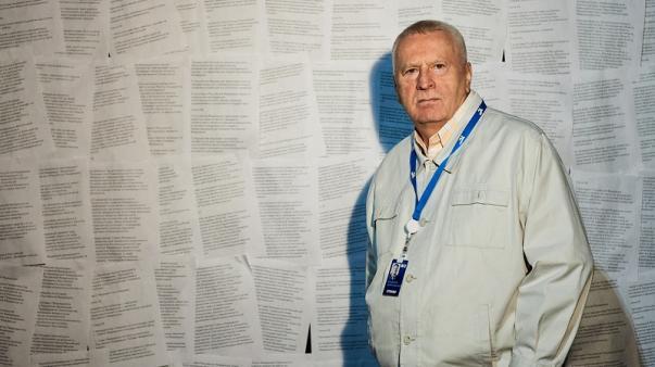 ForPost - Жириновский оценил свою жизнь на «тройку»