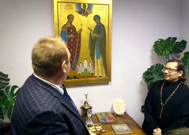 ForPost - Новости: О чём молится директор севастопольского колледжа
