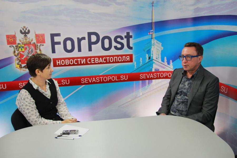 Реконструкция Парка Победы в Севастополе приостановлена