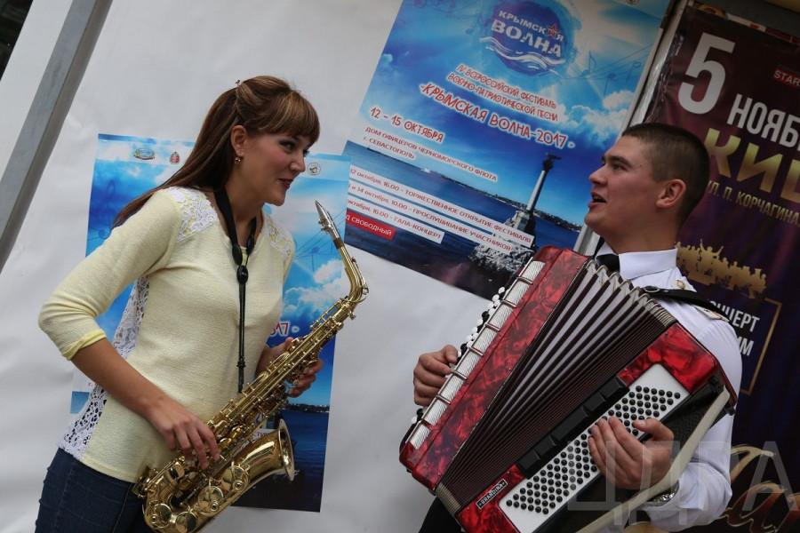 ForPost - Новости : В Севастополь приехали лучшие из лучших в военно-патриотической песне