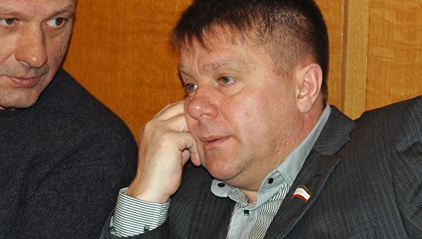 ForPost - Новости : Крымский депутат Гриневич проведёт за решёткой 9 лет и 10 месяцев