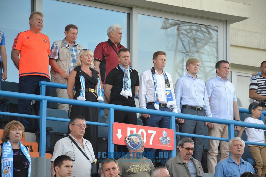 ForPost - Новости : ФК «Севастополь» будет финансироваться из городского бюджета