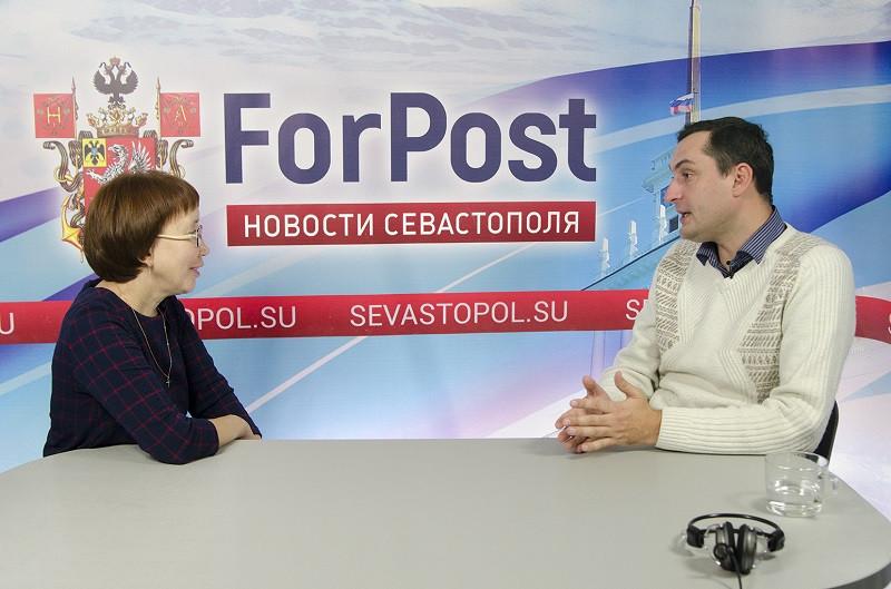ForPost - Новости : «Почти полдень». Сегодня в студии ForPost Сергей Пасеин, замдиректора МАН