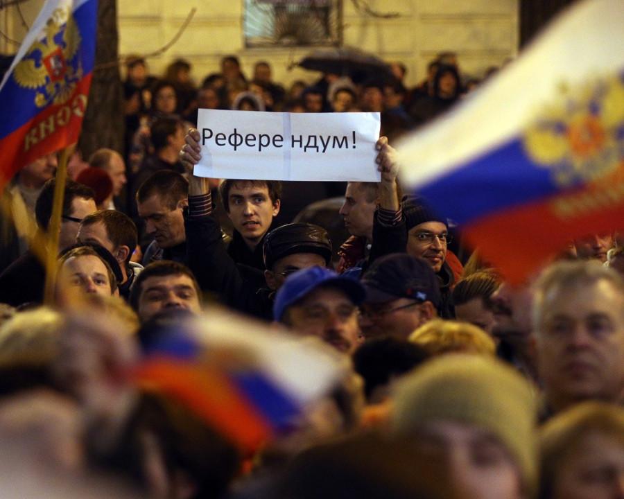 ForPost - Новости : Севастополь получил закон о референдуме