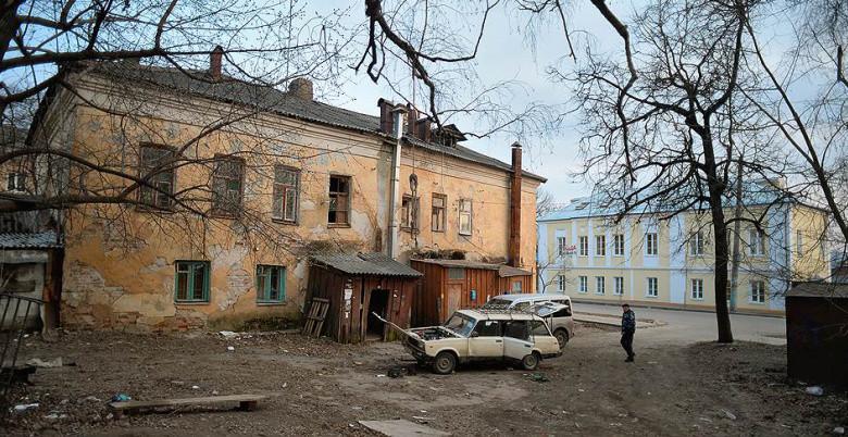 ForPost - Новости : Сотни жителей Севастополя переселят из аварийного жилья