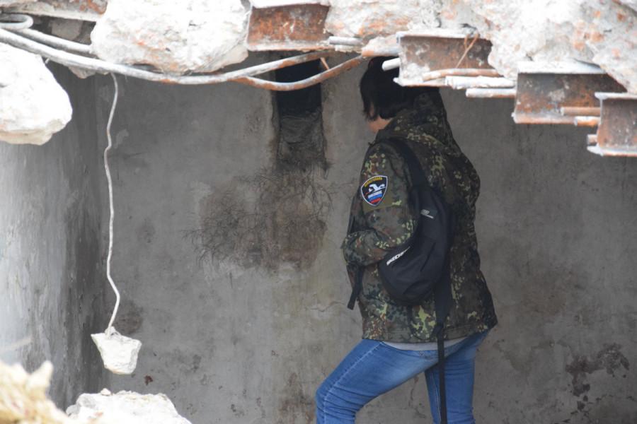 ForPost - Новости : Найденное на Малаховом кургане помещение оказалось кубриком Матюхина