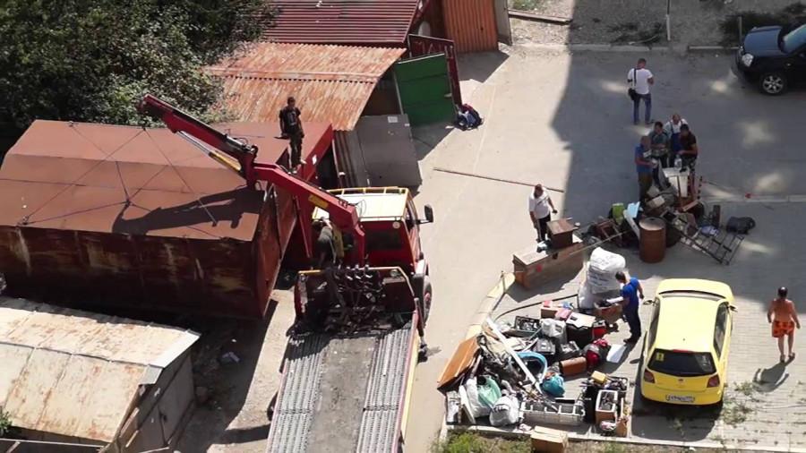 ForPost - Новости : Возле Херсонеса продолжат снос незаконных объектов