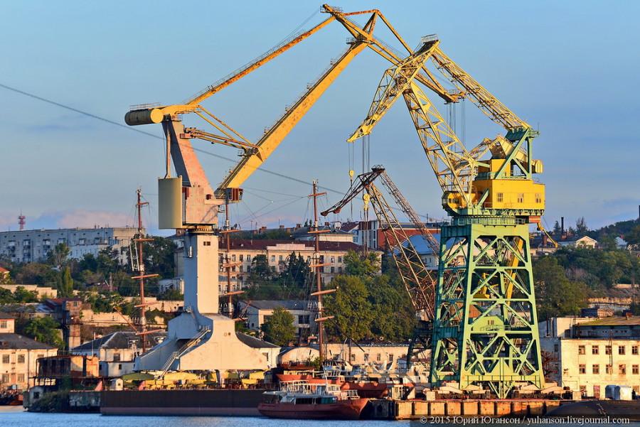 ForPost - Новости : Севморзавод стал федеральной собственностью