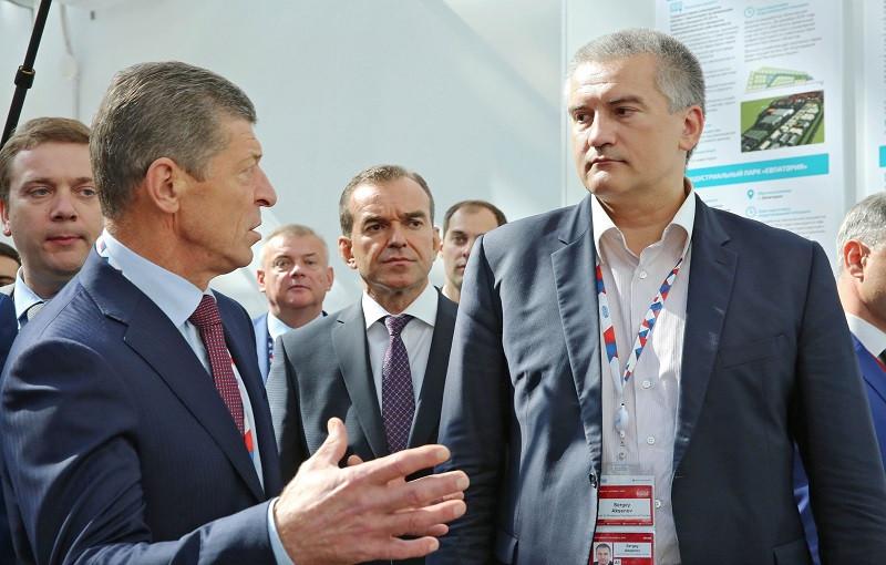 ForPost - Новости : Аксёнову придётся наказать самого себя за срыв ФЦП