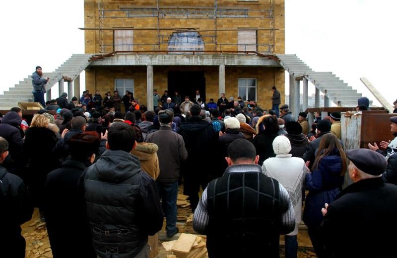 ForPost - Новости : Госкомнац Крыма: протестующим со Стрелковой предложили землю