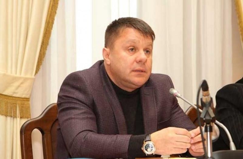 ForPost - Новости : Экс–депутат Гриневич пытался упорхнуть на свободу