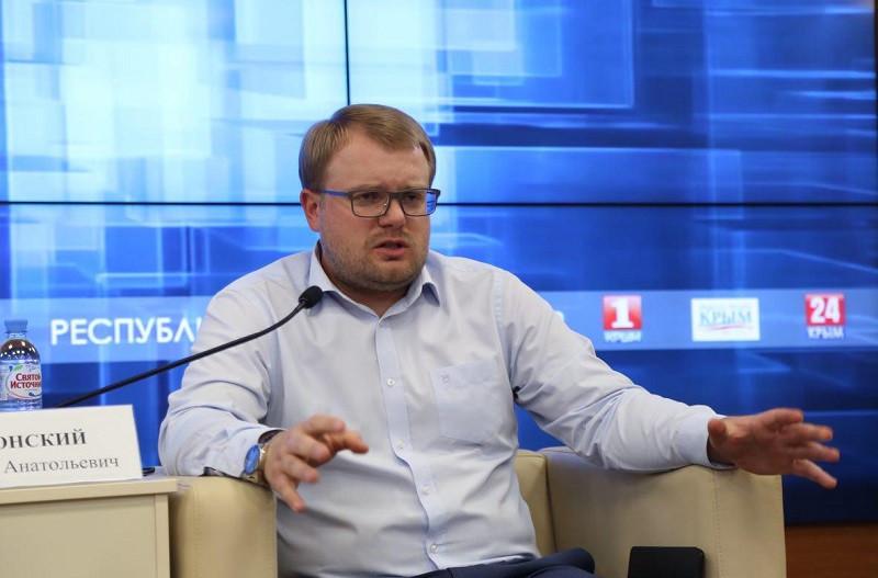 ForPost - Новости : Крымскому вице-премьеру Полонскому пока не удалось разбогатеть за счёт общественника