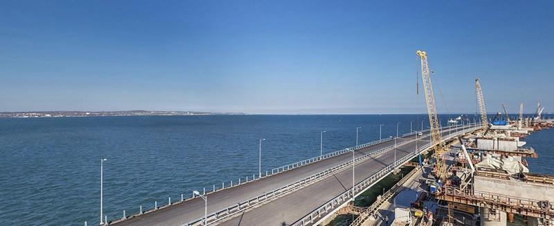 ForPost - Новости : На голландские фирмы давят, подозревая их участие в строительстве Крымского моста