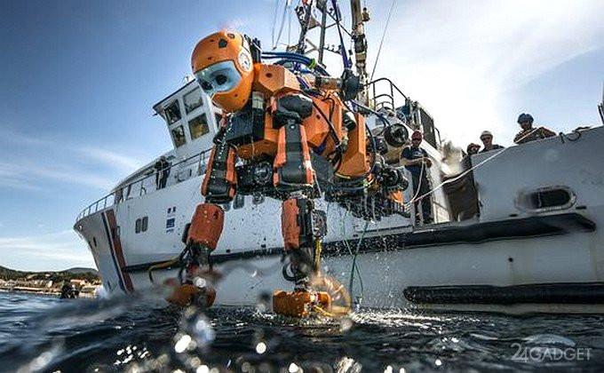 ForPost - Новости : В Севастополе за 200 млн рублей создадут идеального робота-водолаза