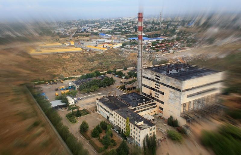 ForPost - Новости : Индустриальный парк в Севастополе создан?