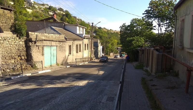 ForPost - Новости : Севастопольским автомобилистам вернули спуск Котовского
