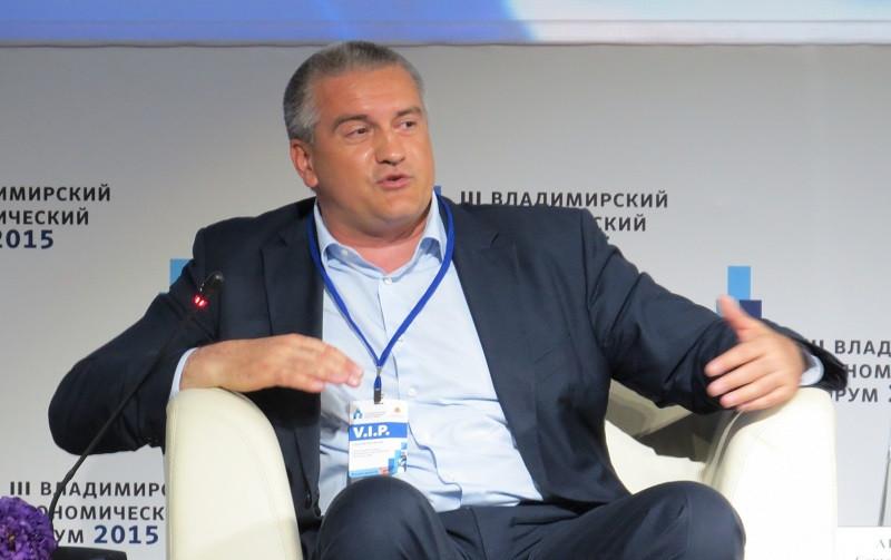 ForPost - Новости : Аксёнов по–украински пошёл против правил в России
