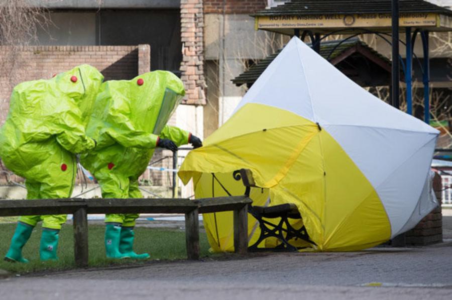 Полиция Великобритании потратила $10 млн на расследование в Солсбери