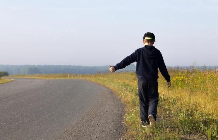 Шедшего в Москву мальчика остановила полиция