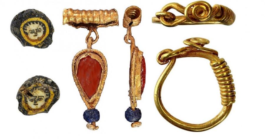 ForPost - Новости : Под Севастополем археологи нашли новое «скифское золото»