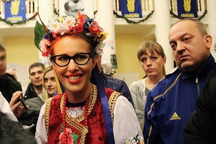 ForPost - Новости : В словах Собчак об украинском Крыме не увидели крамолы