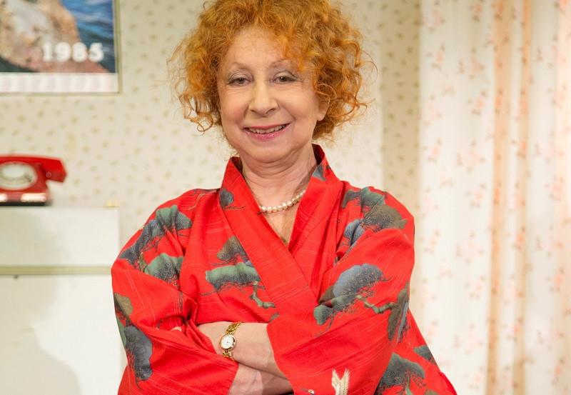 ForPost - Новости : Ахеджаковой хорошо в Крыму, который для неё «не наш»