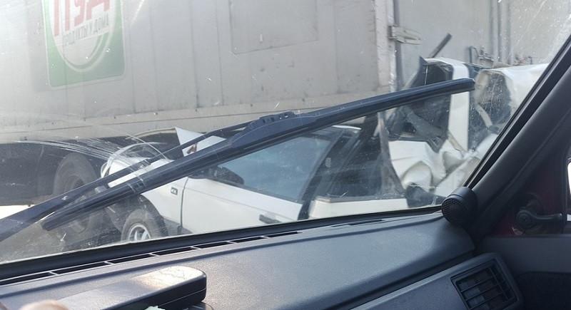 В ДТП на автодороге в Крыму погибли люди