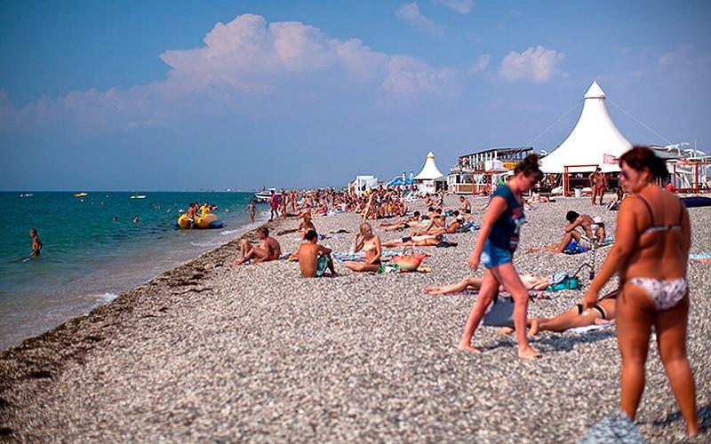 Где в Крыму туристы хотят отдохнуть в сентябре
