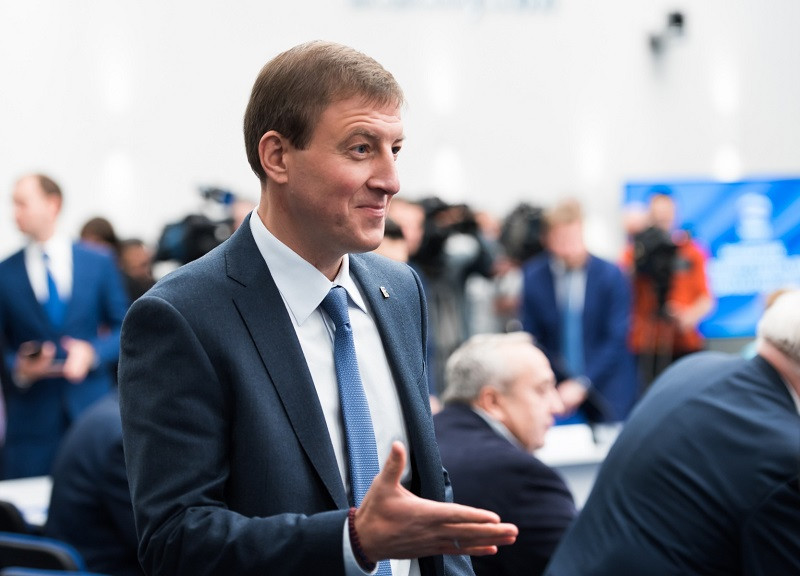 ForPost - Новости : Глава генсовета «Единой России» знакомится с Крымом