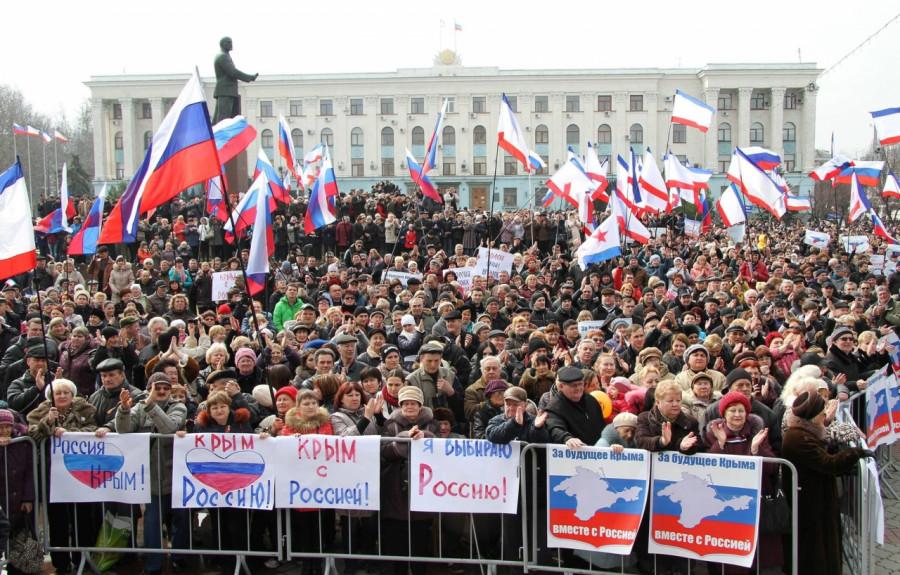 ForPost - Новости : На Украине начинают прозревать о том, чего хотел Крым