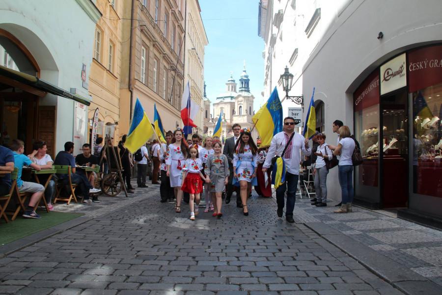 Чехия не хочет принимать мигрантов из-за украинцев