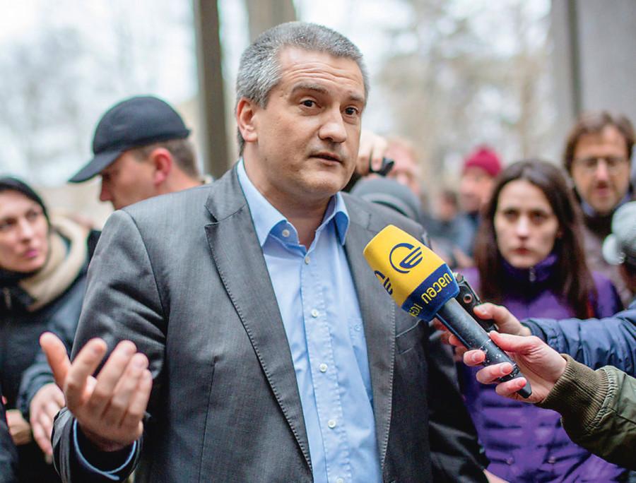 ForPost - Новости : Национальный рейтинг не укрепил политический статус главы Крыма