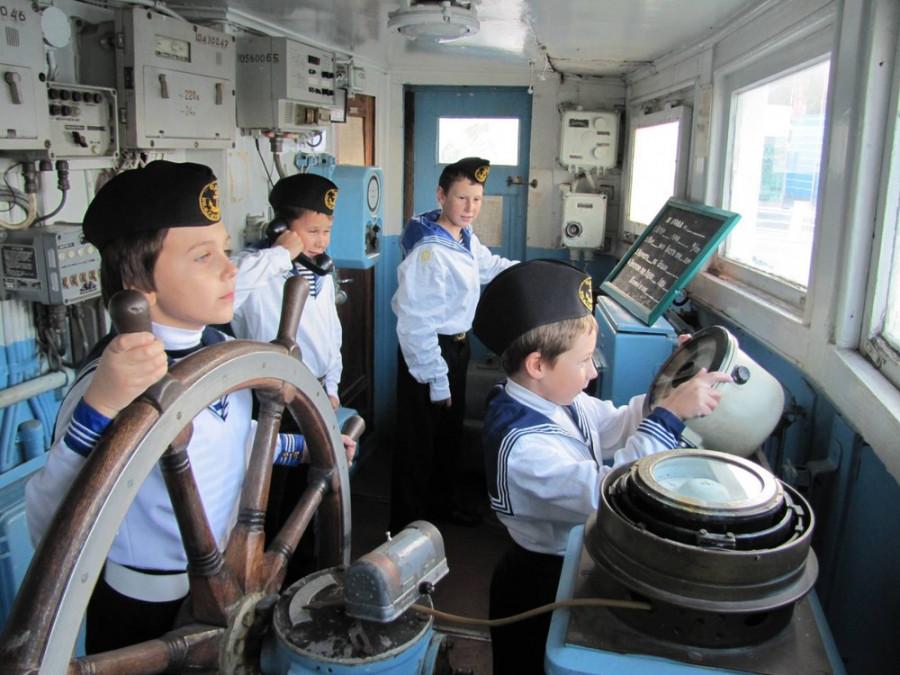 Детская флотилия в Севастополе получила поддержку из Резервного фонда Президента России