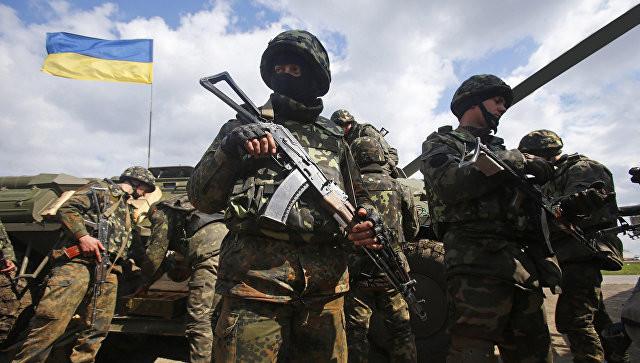 В ЛНР заявили об усилении позиции силовиков у линии соприкосновения