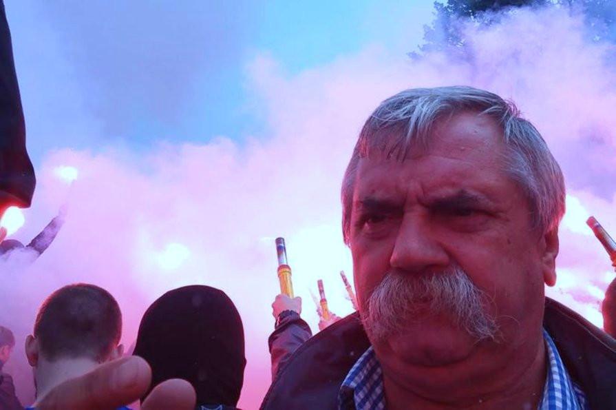 ForPost - Новости : Севастопольский представитель ультраправой «Свободы» Тягныбока убит в Киеве